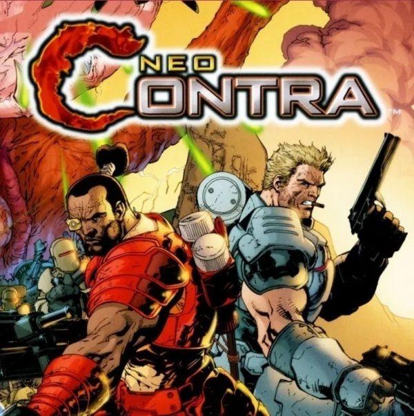 Neo Contra Juegos Playstation3