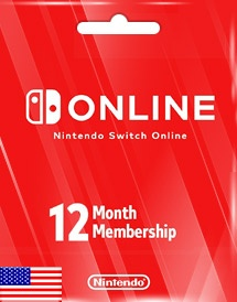 intendo Switch 12 Meses