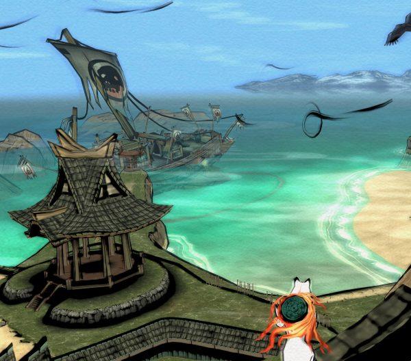 Okami HD Juegos Nintendo Switch