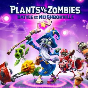 Plants vs. Zombies Battle for Neighborville Juegos Playstation4