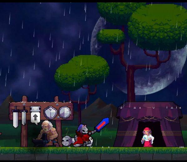 Rogue Legacy Juegos Playstation3
