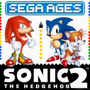 SEGA AGES Sonic the Hedgehog 2 Juegos Nintendo Switch