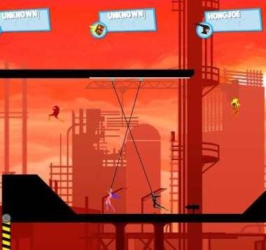 SpeedRunners Juegos Nintendo Switch