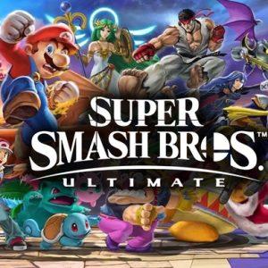 Super Smash Bros. Ultimate Juegos Nintendo Switch