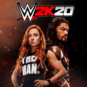 WWE 2K20 Juegos Playstation4
