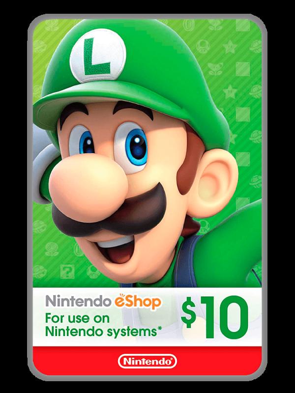 Nintendo Card
