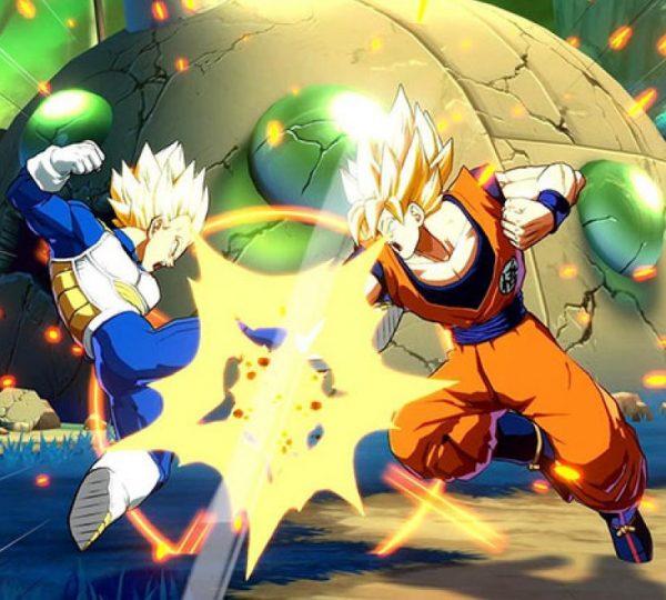 Dragon Ball FighterZ Juegos Nintendo Switch