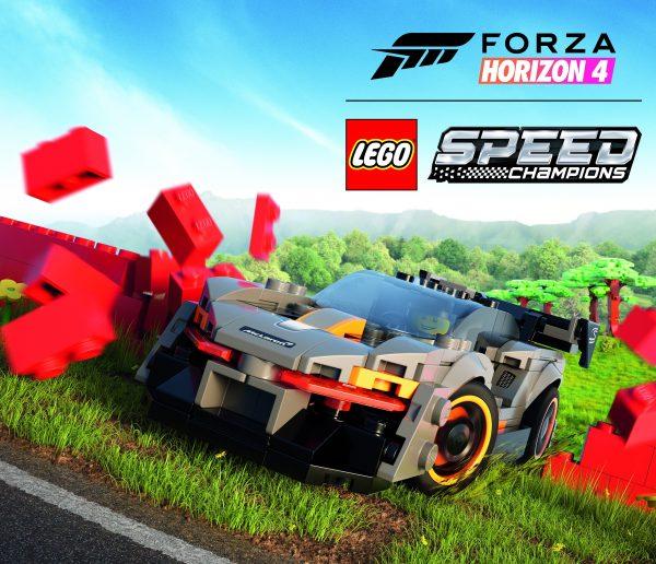 Forza Horizon 4 + LEGO Speed Champions Juegos Xbox One