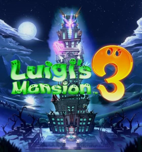 Luigi's Mansion 3 Juegos nintendo Switch