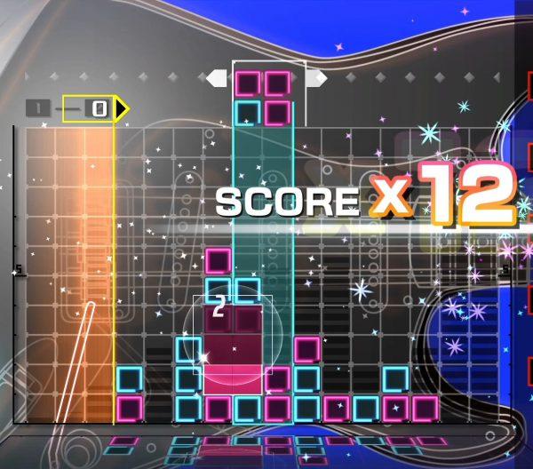 Lumines Remastered Juegos Nintendo Switch