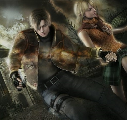 Resident Evil 4 Juegos Nintendo Switch