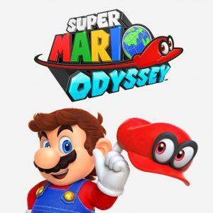 Super Mario Odyssey Juegos Nintendo Switch