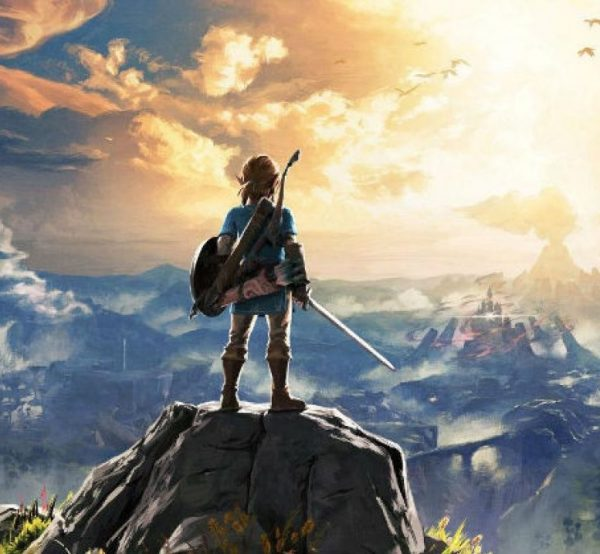 The Legend of Zelda Breath of the Wild Juegos Nintendo Switch