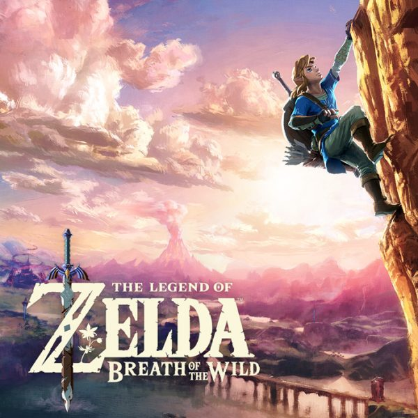 The Legend of Zelda: Breath of the Wild Juegos Nintendo Switch