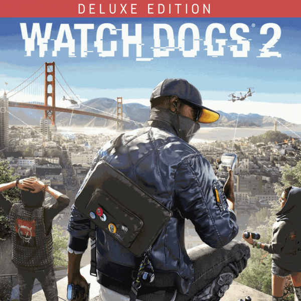 Watch Dogs 2 Deluxe Edition Juegos XboxOne