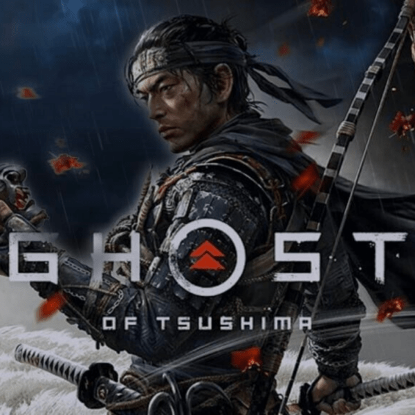 Ghost of Tsushima Juegos Playstation4