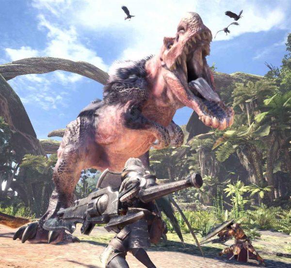 Monster Hunter World Juegos Xbox One