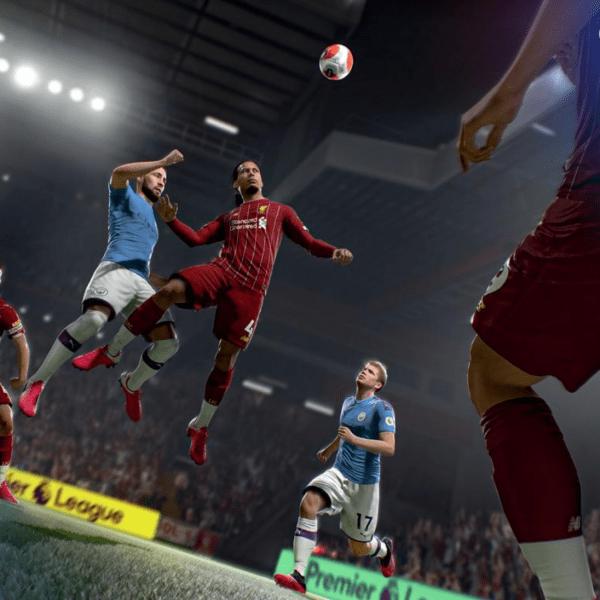 FIFA21 Juegos Playstation4