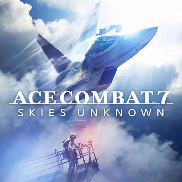 Ace Combat 7 Juegos Playstation 4