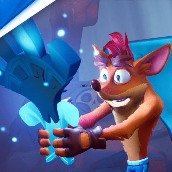 Crash Bandicoot 4 Juegos Playstation4