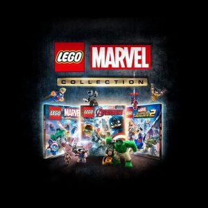 LEGO Marvel Collection Juegos Playstation4