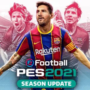 PES 2021 Juegos PC