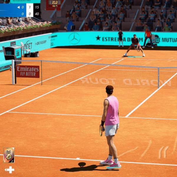 Tennis World Tour 2 Juegos Playstation4
