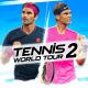 Tennis World Tour 2 Juegos Playstation 4