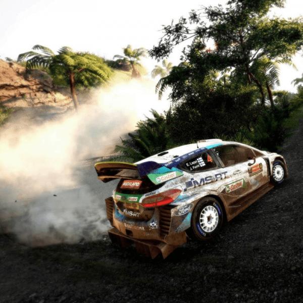 WRC 9 Juegos Playstation4