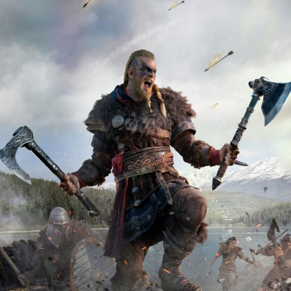 Assassin's Creed Valhalla Juegos Playstation4