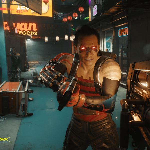 Cyberpunk 2077 Juegos Playstation4