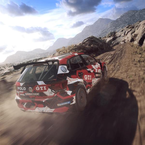 Dirt Rally 2.0 Juegos Playstation4