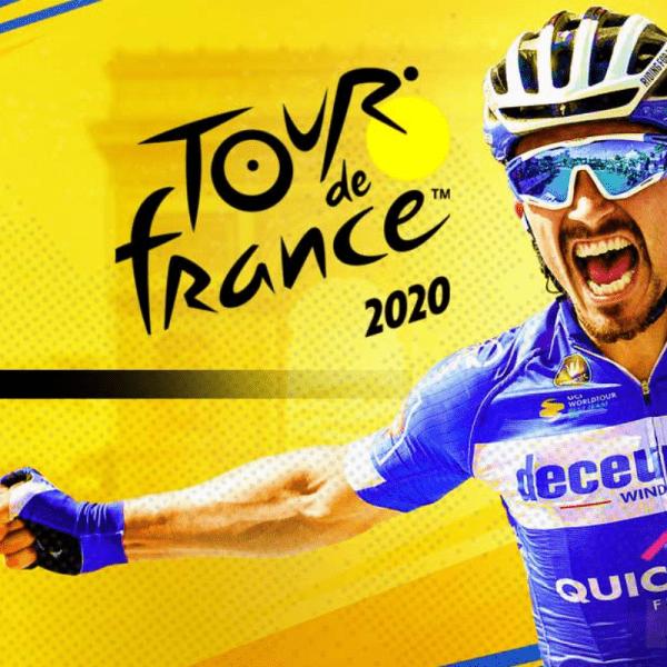 Tour de France 2020 Juegos Playstation4