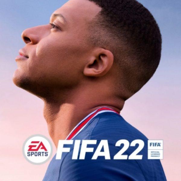 FIFA22 Juegos Plastation4
